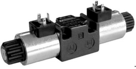 Гидрораспределители DS3-..., DS5-..., DL5B-..., DSP7-..., DSC7-..., MD1D-... с электромагнитным управлением