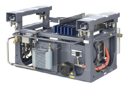 Безмасляные спиральные компрессоры