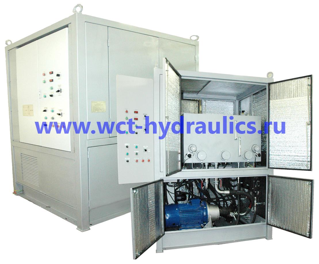 Агрегат АГ25-64.500-УБ