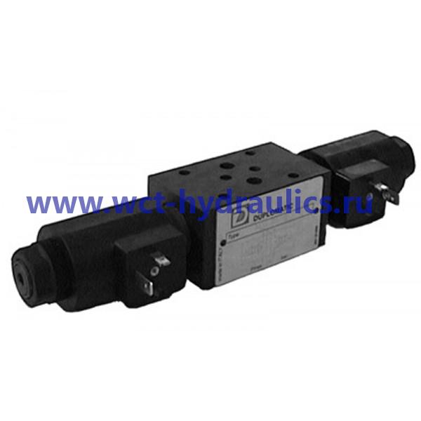 MDT-D1/10-24V-DC, MDT-SA1/10-24V-DC, MDT-SB1/10-24V-DC гидрораспределители клапанного типа