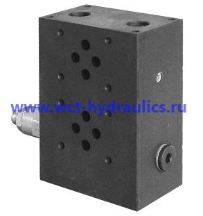 Модульные монтажные плиты для клапанов по СЕТОР 03 P2