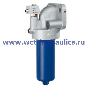 Блочный фильтр для наружной установки, присоединяемый фланцами сбоку 245PSF(N)