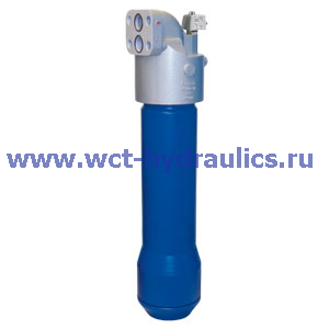Блочный фильтр для наружной установки, присоединяемый фланцами сбоку 250FE(N)
