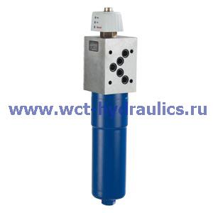 Блочный фильтр для наружной установки на промежуточной плите 320PZR