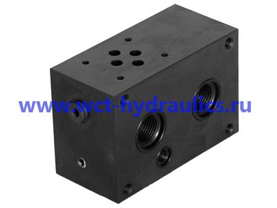 Модульные монтажные плиты для клапанов по СЕТОР 05 P4D