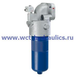 Блочный фильтр для наружной установки, присоединяемый фланцами сбоку 350PSF(N)