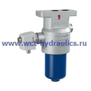 Блочный фильтр для наружной установки, фланцевого присоединения вертикально 450PBF(N)