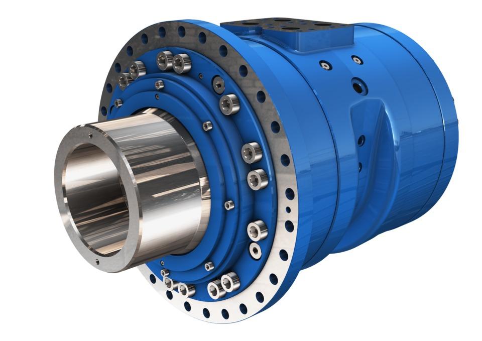 Гидромотор серии MI250 высокой мощности