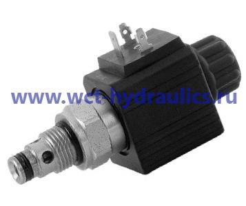 Клапаны KT08*. Встраиваемые клапаны KT08-2NC/10N(V)-*, KT08-2NO/10N(V)-*
