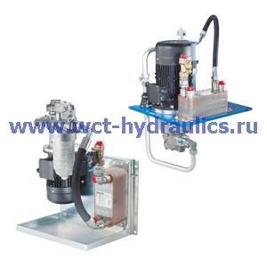 Блоки фильтрации и охлаждения с линейным фильтром согласно DIN 24550 ABUKG