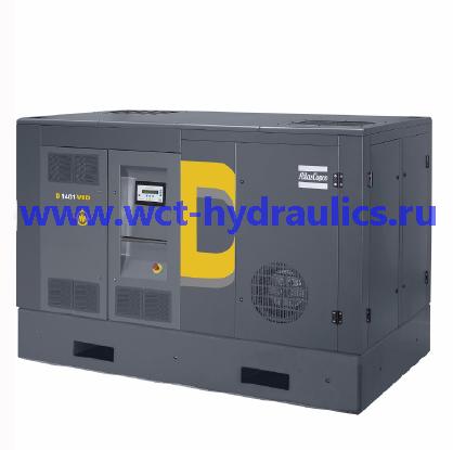 DX/DN: Безмасляные поршневые дожимные компрессоры, 37-315 кВт / 54-422 л.с.