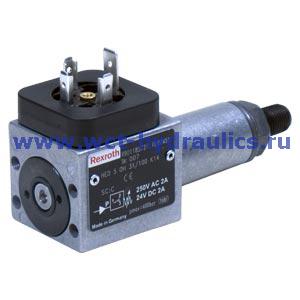 Гидроэлектрическое поршневое реле давления HED 5 -3X