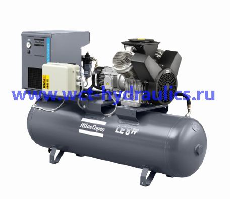 LE / LT: Промышленные масляные компрессоры с алюминиевым поршнем, 1,5-15 кВт / 2-20 л.с.