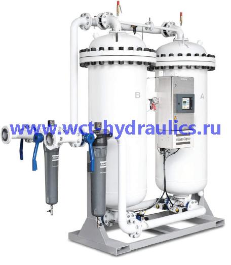 Генератор азота NG(E): Прооизводительность по азоту на выходе: 50 - 2000 Нм3/ч, | Чистота азота: 98-99,9999% | Производительность: 15,61 л/с - 1561,5 л/с