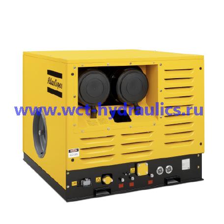 Компрессорные модули (OEM блоки): Компрессоры передвижные большой мощности: производительность 4,20–36 м³/мин, давление 5–30 бар