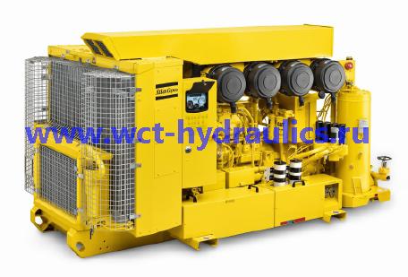 Компрессоры передвижные большой мощности в открытом исполнении серии DrillAir™ Open: Компрессоры передвижные большой мощности: производительность 33–39,97 м³/мин, давление 25–30 бар