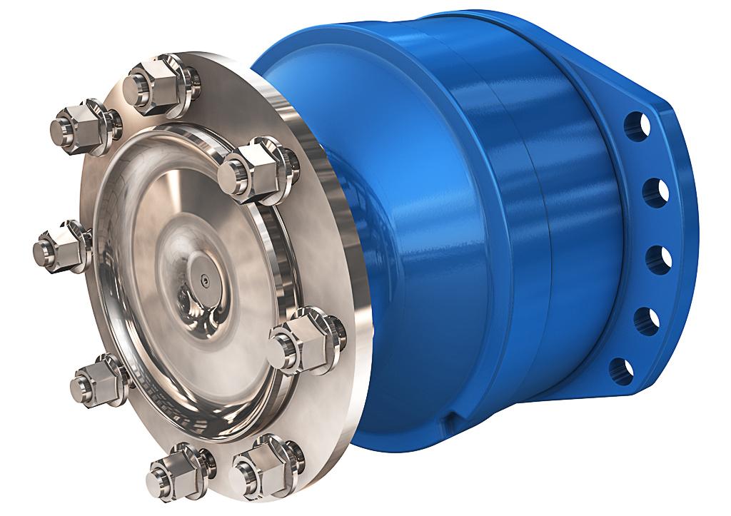 Гидромотор многоцелевого использования серии MS25