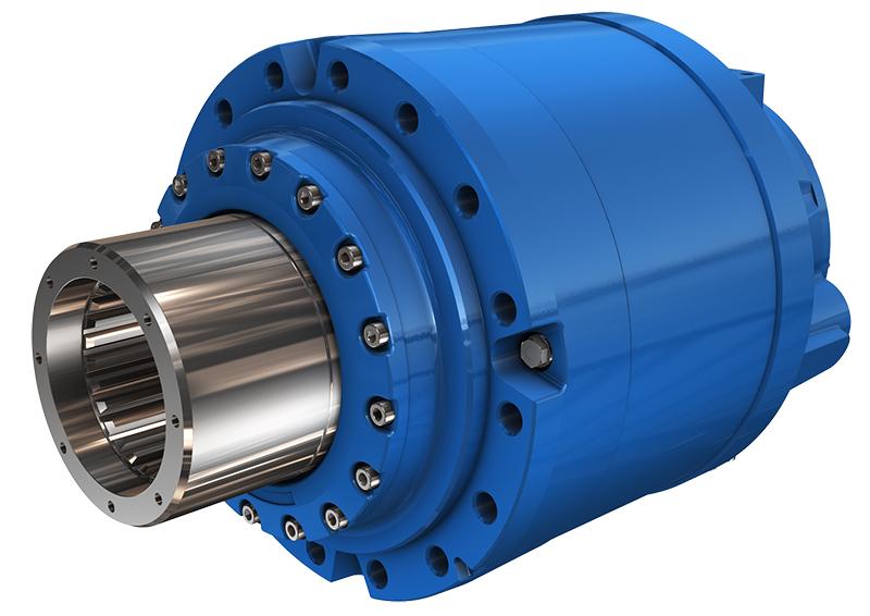 Гидромотор многоцелевого использования серии MS83
