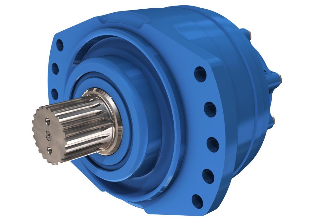 Гидромотор многоцелевого использования серии MS/MSE05