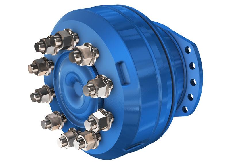 Гидромотор многоцелевого использования серии MS/MSE11