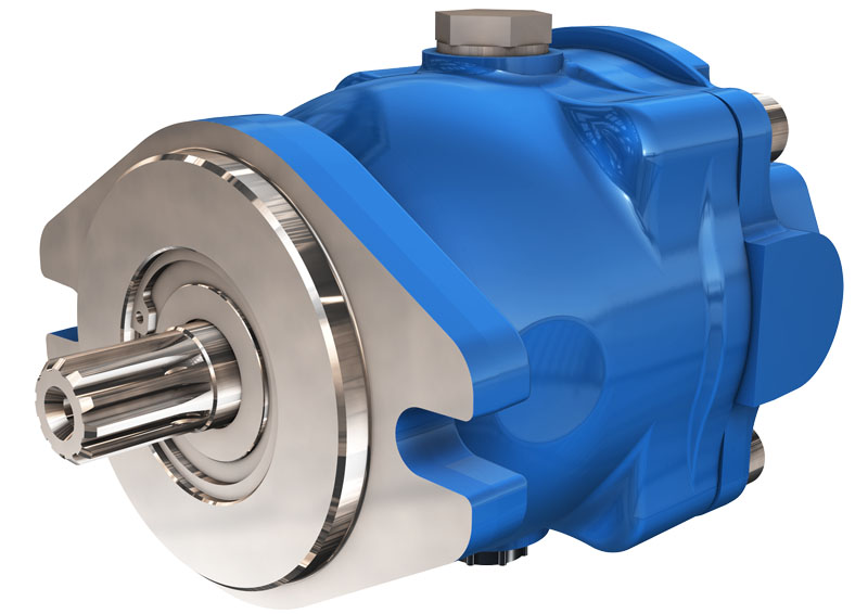 Высокоскоростной аксиально-поршневой мотор серии M1