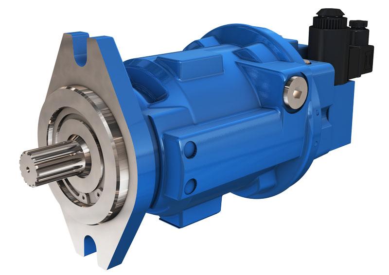 Высокоскоростной аксиально-поршневой мотор серии MV2