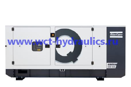 Промышленные генераторы 470-830 кВА линейки QIS: Линейка QIS