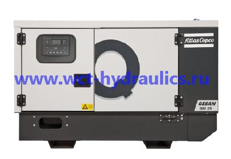 Промышленные генераторы 10-65 кВА линейки QIS: Линейка QIS