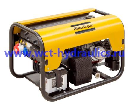 Передвижные генераторы 5,3-13,9 кВА (AVR и электрический пуск): Линейка QEP