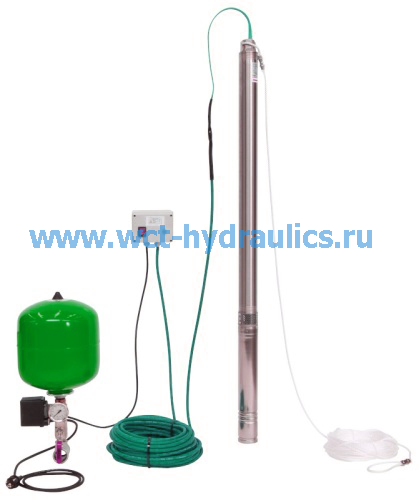 Sub TWU 3 Plug & Pump