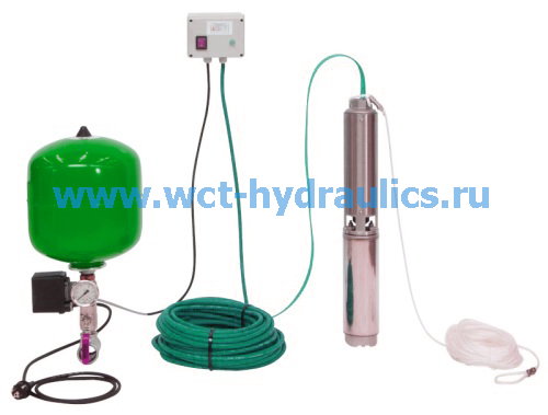 Sub TWU 4 Plug & Pump