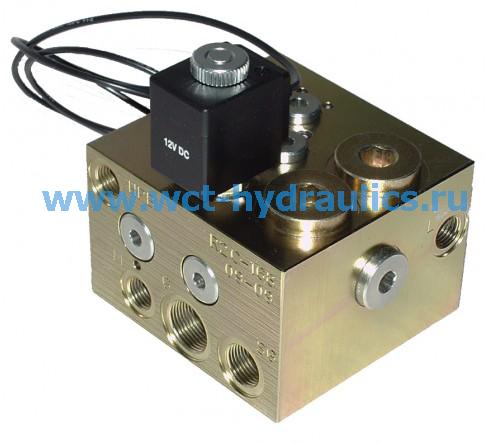 Клапаны антипробуксовочной системы TWINLOCK™ серии PR-TL-SV.