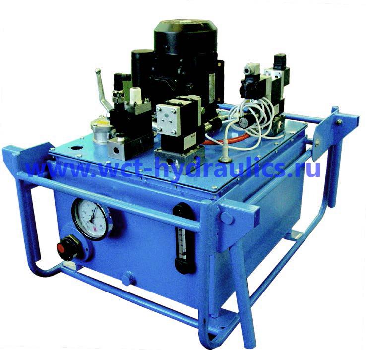 Агрегат АГ25.70-2.40-УБ
